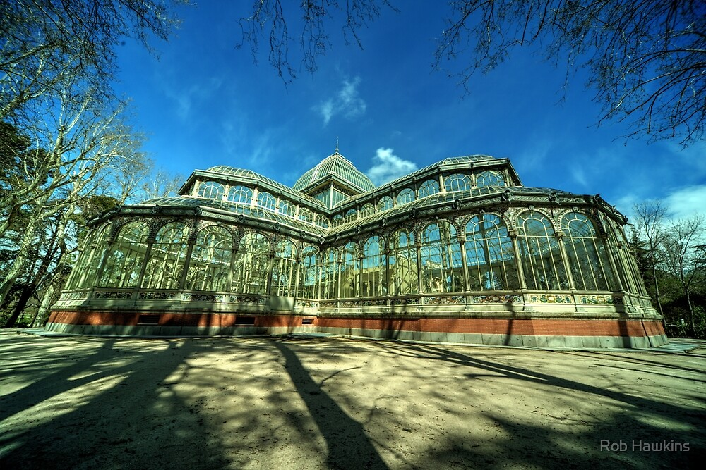 Crystal Palace of Madrid by Rob Hawkins