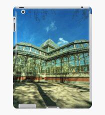 Vinilo o funda para iPad Palacio de Cristal de Madrid
