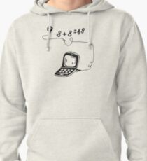 Computer Pullover Hoodie