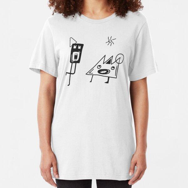 Trash talsk Slim Fit T-Shirt