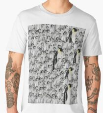 penguins penguins and penguins Men's Premium T-Shirt