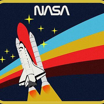 NASA-1 by DavidBadert