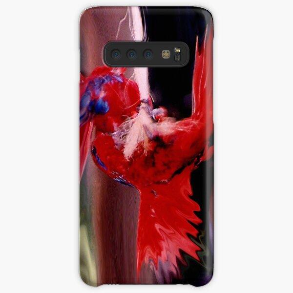 Dancing Lories Abstract Samsung Galaxy Snap Case