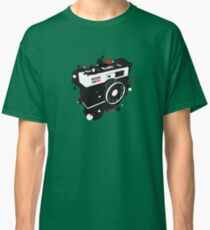 Retro Camera Classic T-Shirt