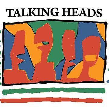talking heads by romielkzak