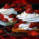 Strawberry Shortcake by Rick Wollschleger