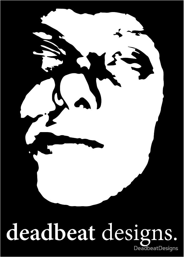 Deadbeat Logo by DeadbeatDesigns