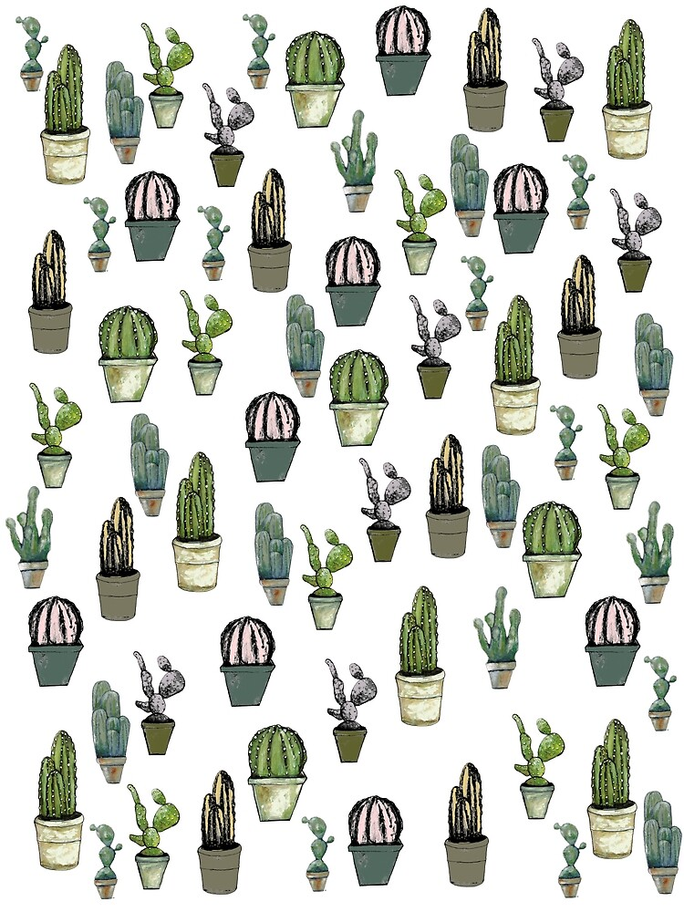 cactus by miarsmoller