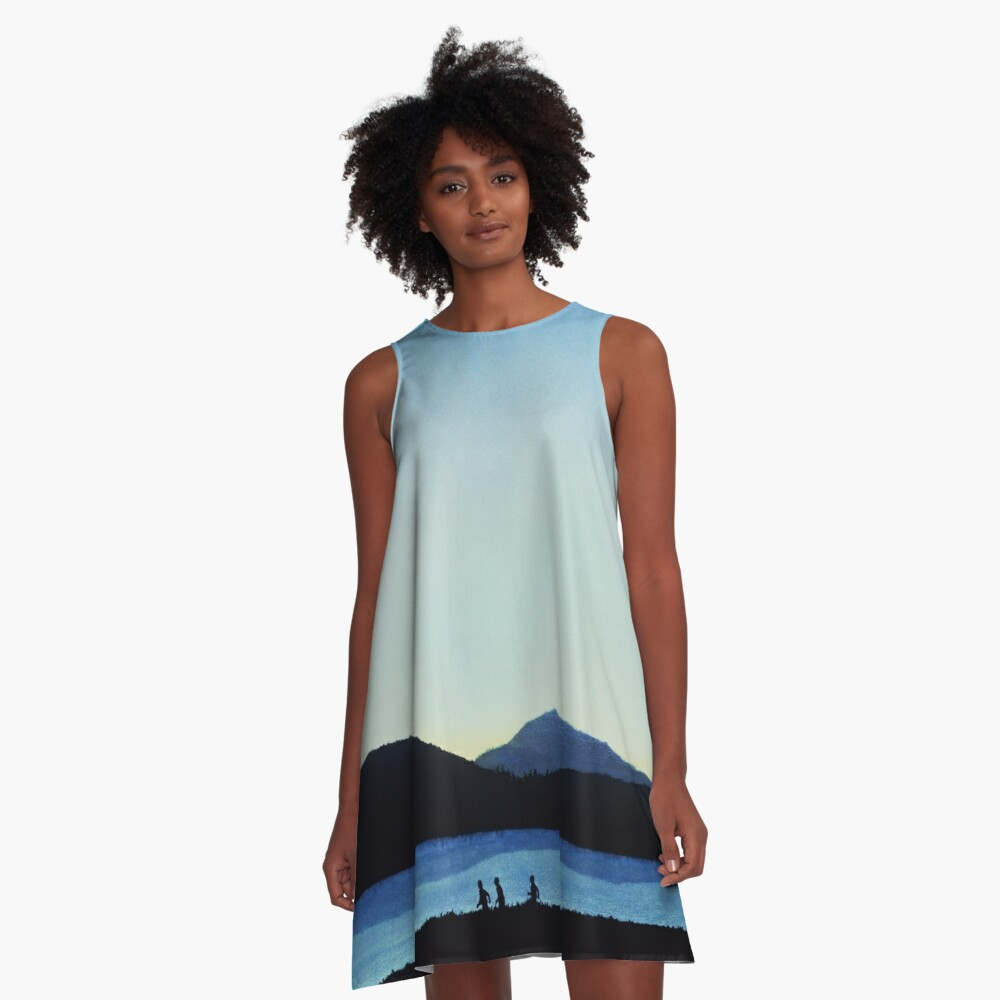 Stand by Me A-Line Dress