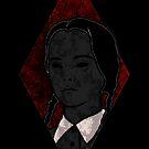 «Miércoles Addams» de Galbrin