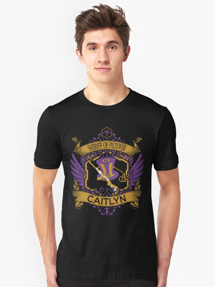 CAITLYN - LIMITED EDITION-SE Unisex T-Shirt Front