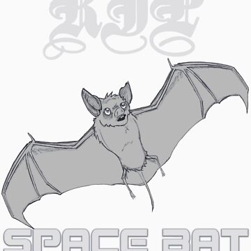 rip space bat... by agliarept