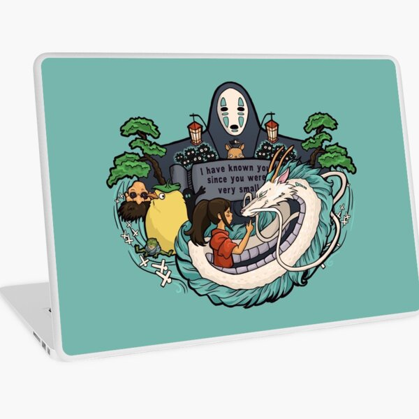 Spirit World Laptop Skin