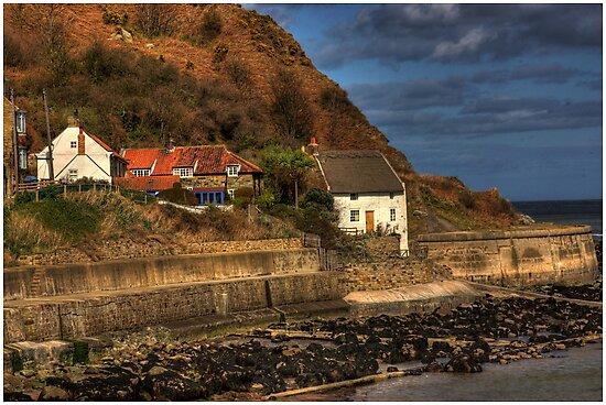 Runswick Bay - North Yorkshire #1 by Trevor Kersley