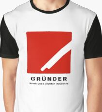 Ace Combat Gründer Industries Graphic T-Shirt