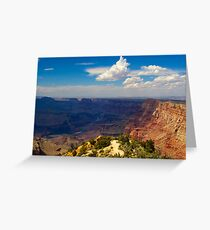 Grand Canyon no.7 Greeting Card