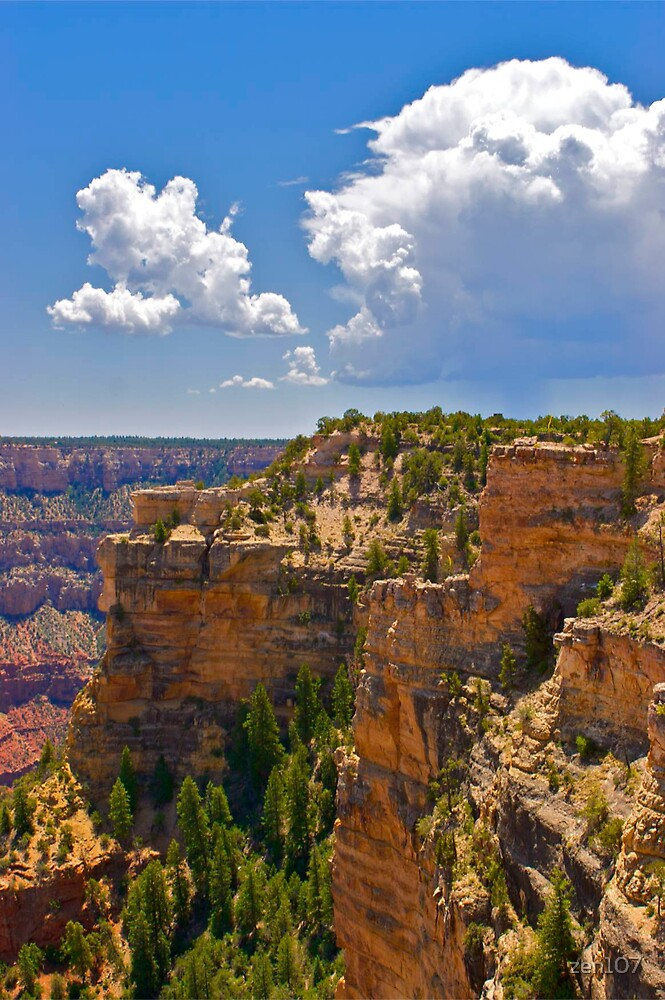 The Grand Canyon no.3 by zen107