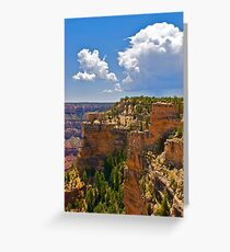 The Grand Canyon no.3 Greeting Card