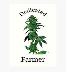 Smoking Weed - Men, Women - Love Weed Shirt, T-shirt, Drugs - Fun Weed Shirt Art Print