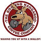 Boxing Kangaroo Coffee Company by Ian Fox