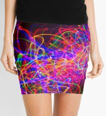Electric Love Mini Skirt
