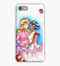 Utena and Anthy iPhone Case/Skin