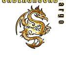 Underground Cargo Dragon by Dave Jo