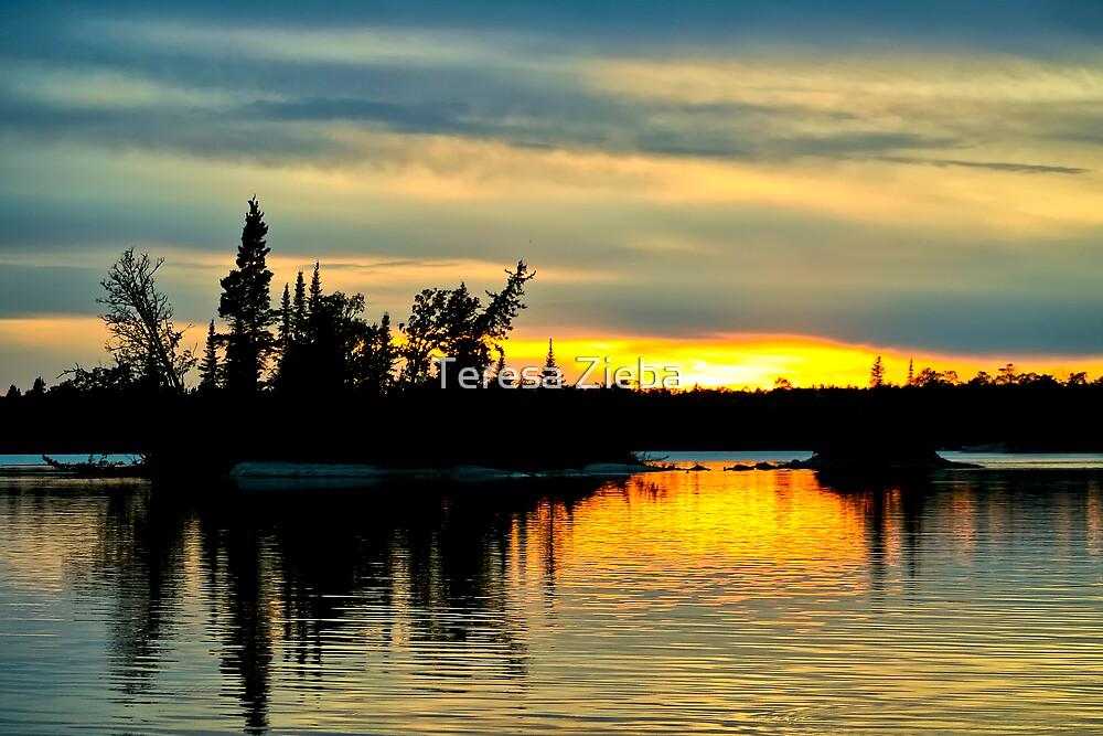 Sunset Like No Other by Teresa Zieba