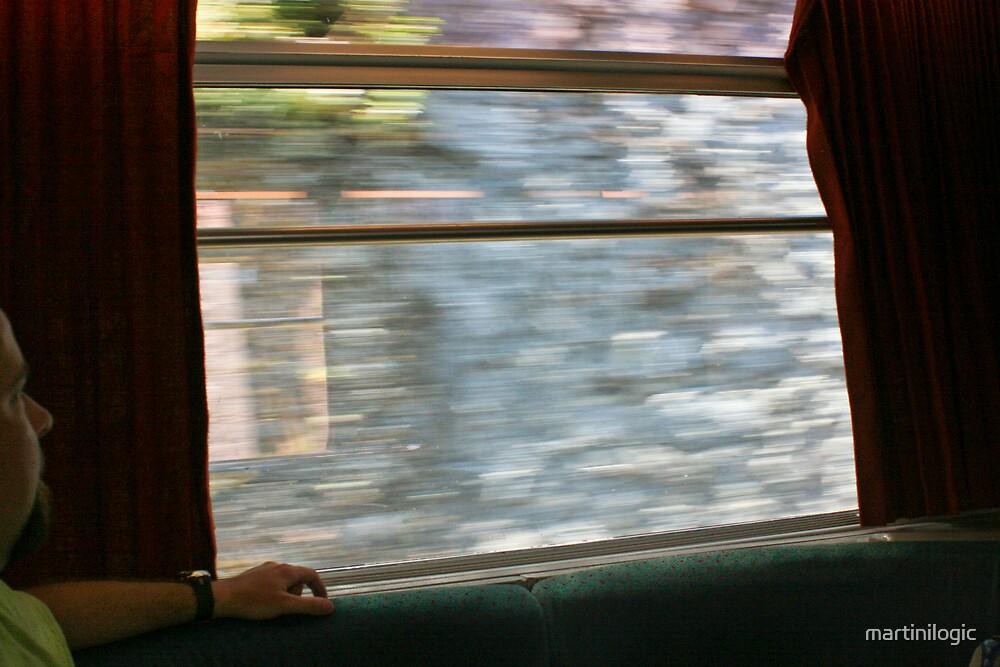 Leaving Lyon by martinilogic