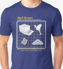 Neil Breen - A Guide to Hacking Unisex T-Shirt