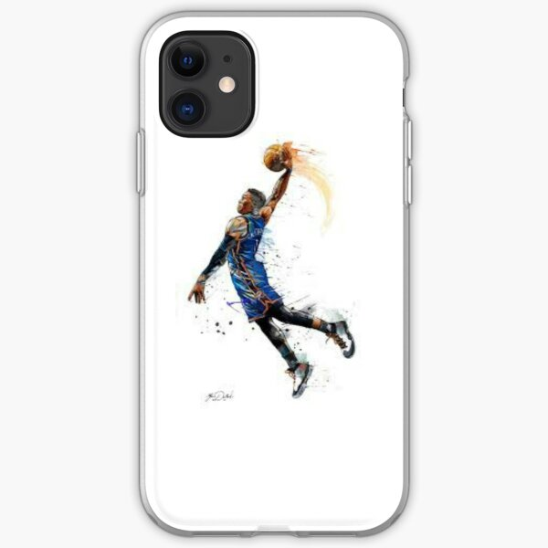 Russell Westbrook Phone Case iPhone Soft Case