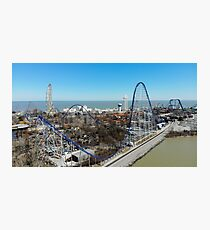 Cedar Point 2018 Photographic Print