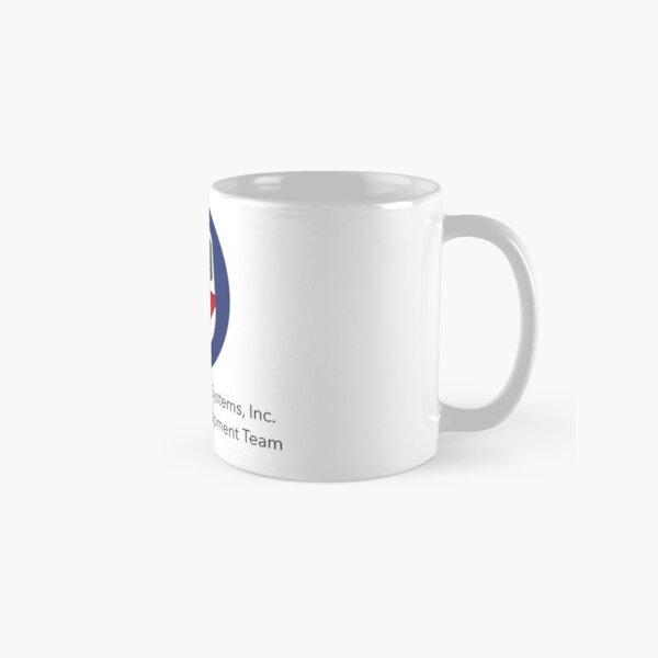 MK-X Monorail Development Team Classic Mug
