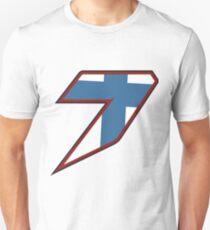 Kimi Raikkonen #7 Unisex T-Shirt