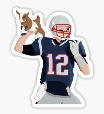 Brady  Sticker
