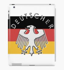 German iPad Case/Skin