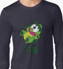 Kappa Katakana Long Sleeve T-Shirt