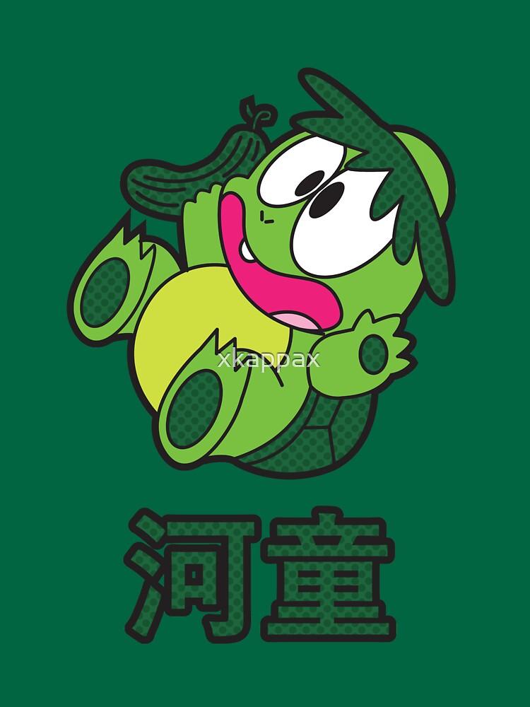 Kappa Katakana by xkappax
