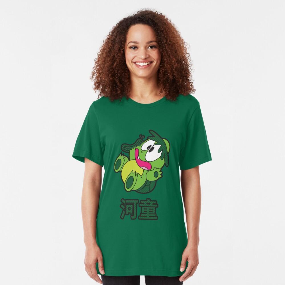 Kappa Katakana Slim Fit T-Shirt