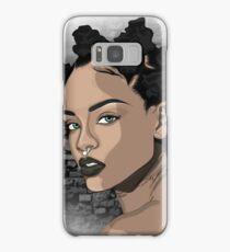Rhianna Samsung Galaxy Case/Skin