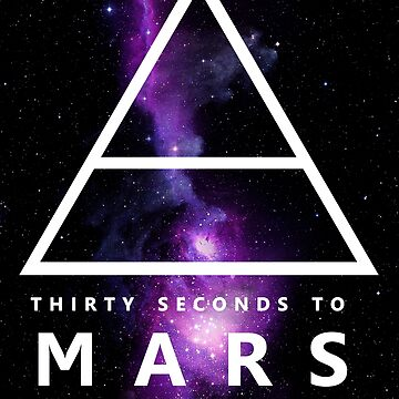 30 second mars logo by oliversutton2