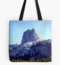 Crystal Crag Tote Bag