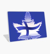 Finnish Canadian Laptop Skin