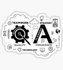 Quality Assurance Sticker