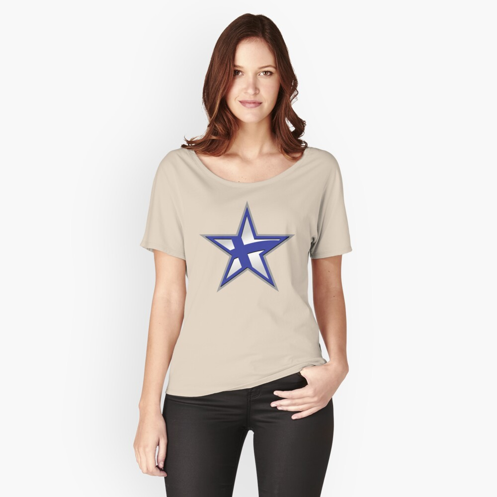 Finnish American Star Relaxed Fit T-Shirt