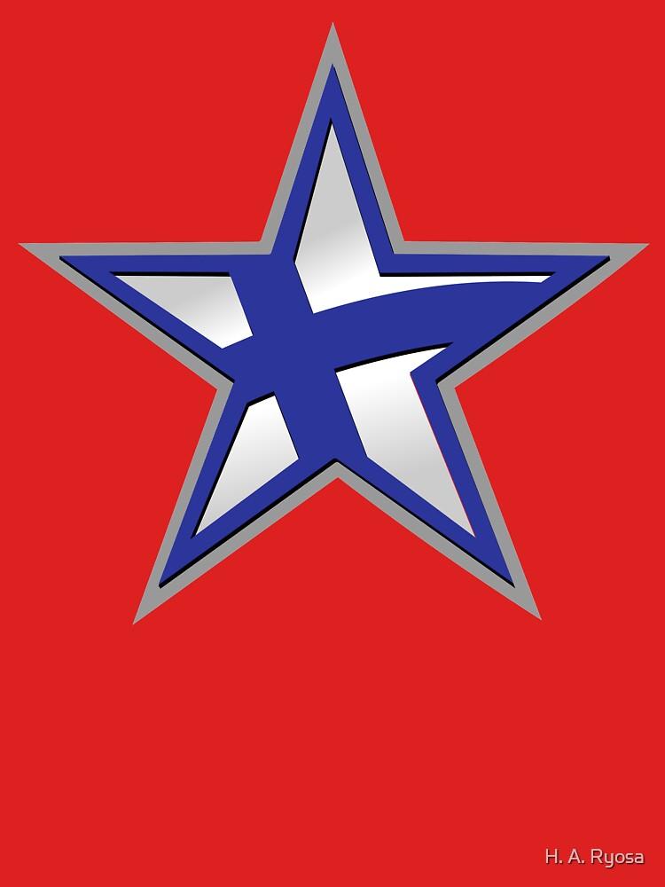 Finnish American Star by HARyosa
