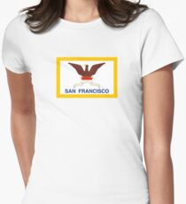 Flag of San Francisco  T-Shirt