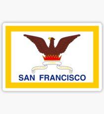 Flag of San Francisco  Sticker
