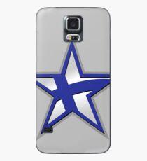Finnish American Star Case/Skin for Samsung Galaxy