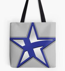 Finnish American Star Tote Bag